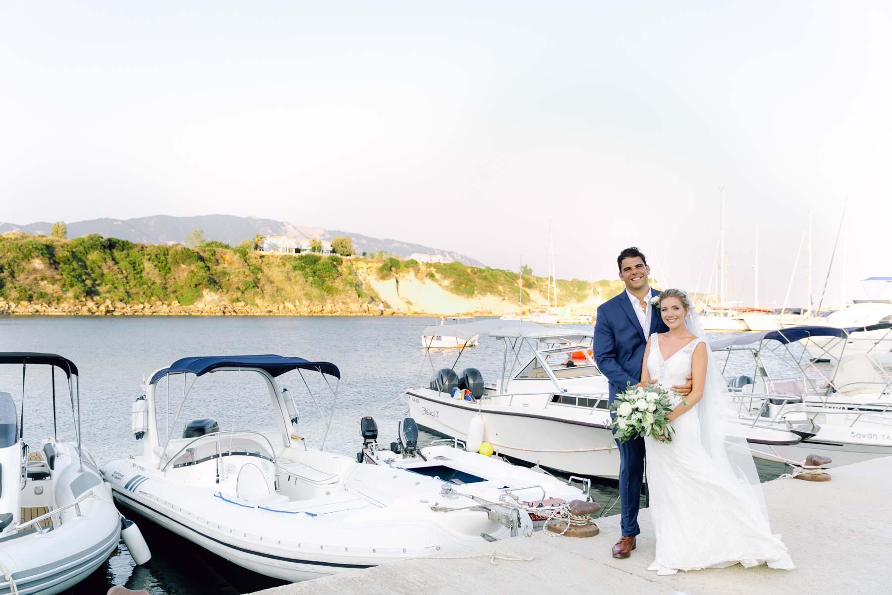 Wedding Celebration of Charlotte and Jason by Vicky and Nikiforos Photography Studio
